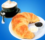 croissant cafe cruasan