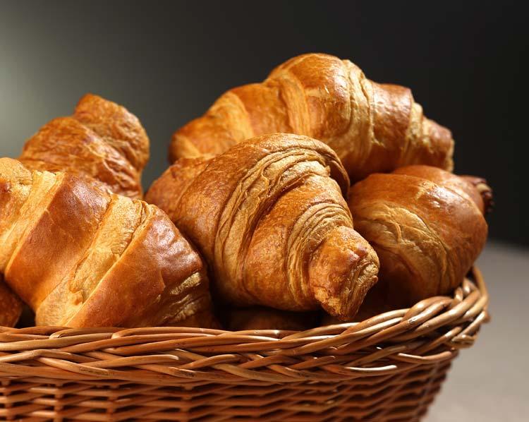 croissant cesta cruasan
