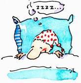 dormir dormido durmiendo