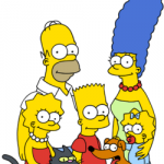 familia-simpson-simpsons-family