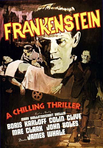 frankenstein-1931 pelicula film