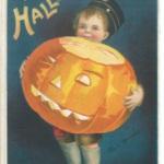 Ilustraciones y dibujos antiguos de Halloween