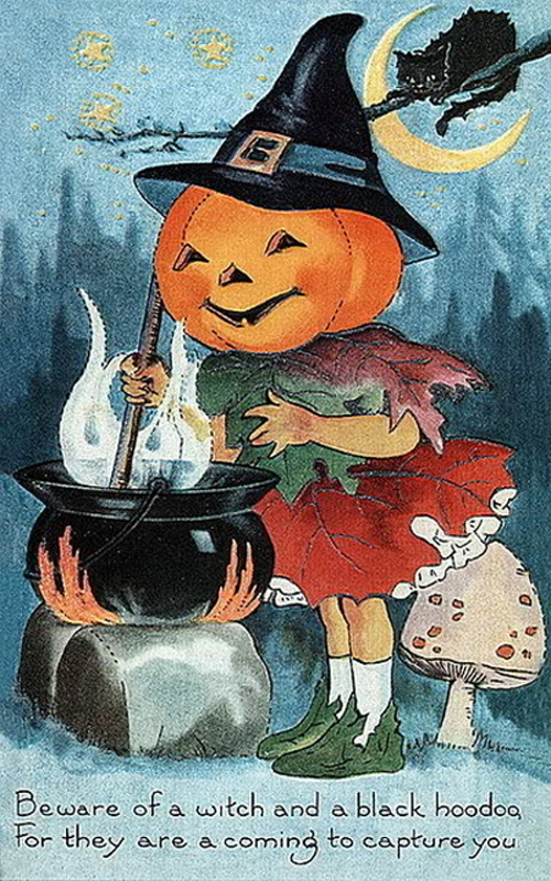 halloween-postcard-illustration
