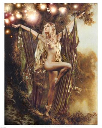 howard-david-johnson-elven-fairy-magic-posters