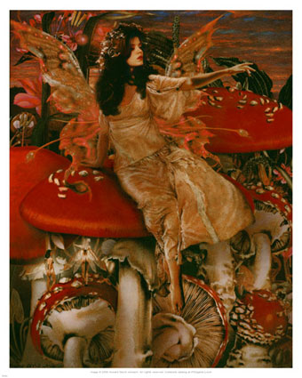 howard-david-johnson-fairies-posters