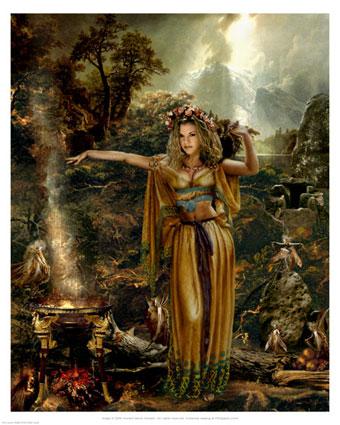 howard-david-johnson-fairy-queen-sidhe