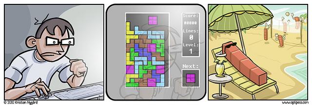 humor tetris vineta piezas