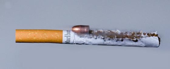 imagenes-alta-velocidad-fotografias-cigarro-bala
