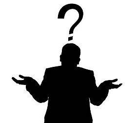 interrogante duda pregunta