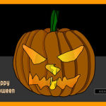 Crear tu propia calabaza de Halloween