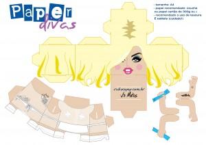 lady-gaga_telephone_paper-doll