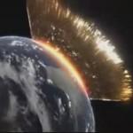 Vídeo del impacto de un asteroide