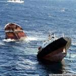 ¿Para qué sirve el doble casco de los petroleros?