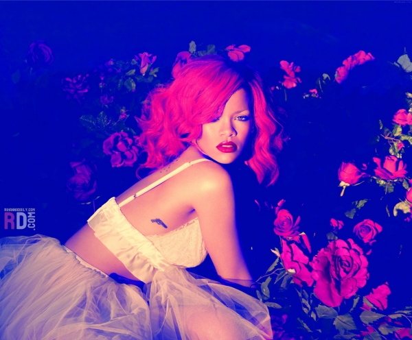rihanna loud photoshoot