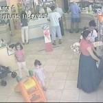 robando leche farmacia