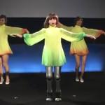 Robot HRP-4C bailando y cantando