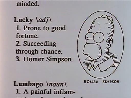 simpsons Definicion de Homer 10