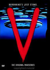 v serie television logotipo