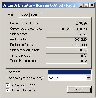 virtual dub improper VBR audio 4