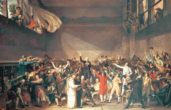 Asamblea Nacional Francia revolucion
