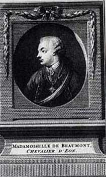 Chevalier d Eon