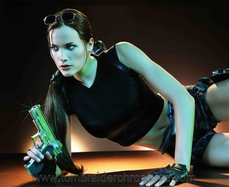Jill de Jong tomb raider lara croft