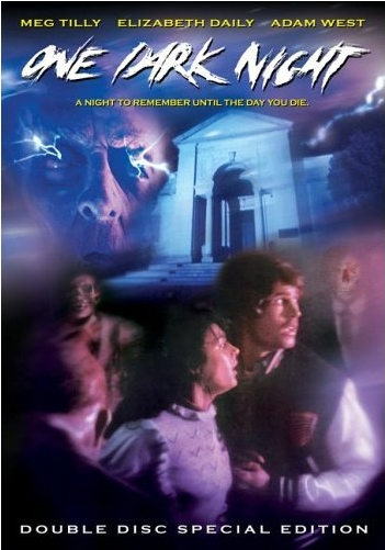 One Dark Night 1983 pelicula terror