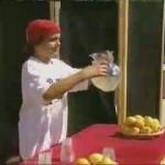Ese líquido amarillo no es limonada