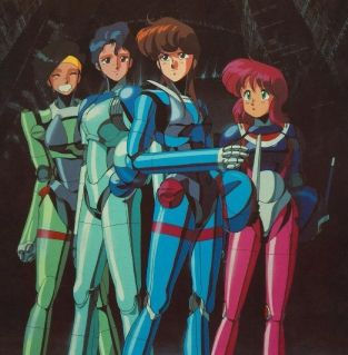 bubblegum-crisis-girls