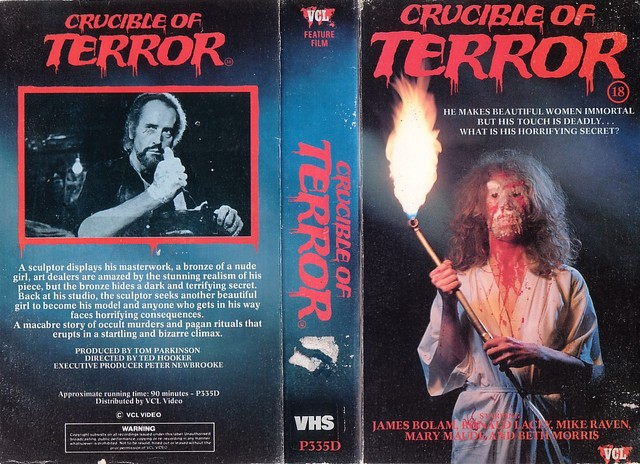 crucible of terror prueba 1971 pelicula