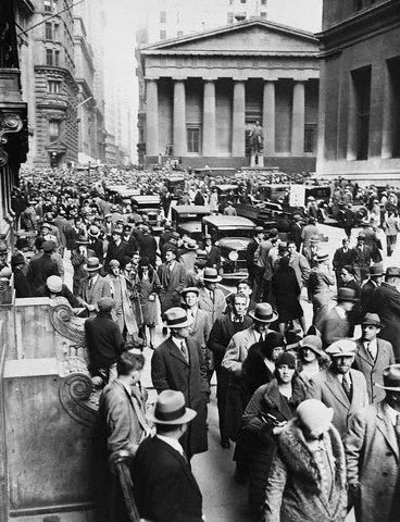 gran-depresion-wall-street-nueva-york-1929 Panic on Wall Street