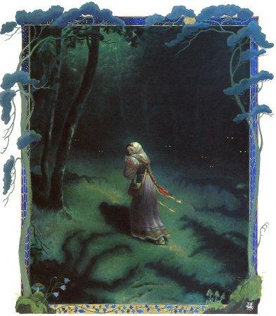 ilustraciones-cuentos-historias-imagenes-bosque-noche