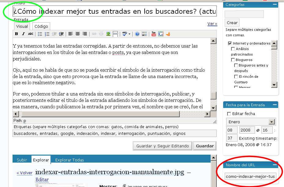 indexar-entradas-interrogacion-manualmente-ejemplo