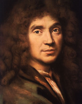 moliere Jean-Baptiste Poquelin