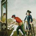 revolucion francesa guillotina