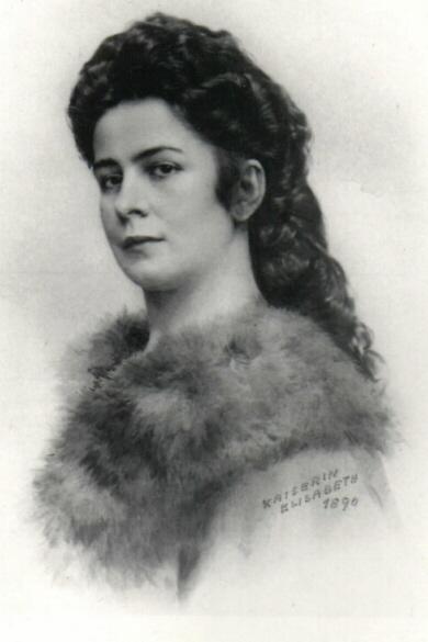 sissi emperatriz hungria fotografia