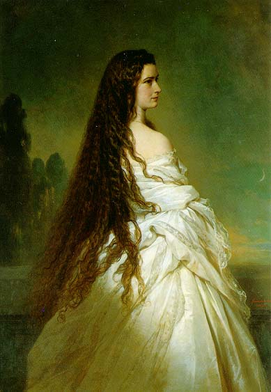 sissi emperatriz reina imagen
