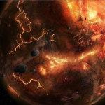 Relación entre el tamaño de la Tierra y la existencia de vida