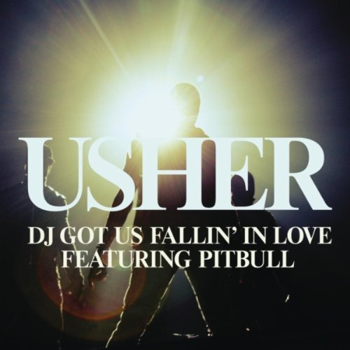usher Dj Got Us Falling In Love Again pitbull