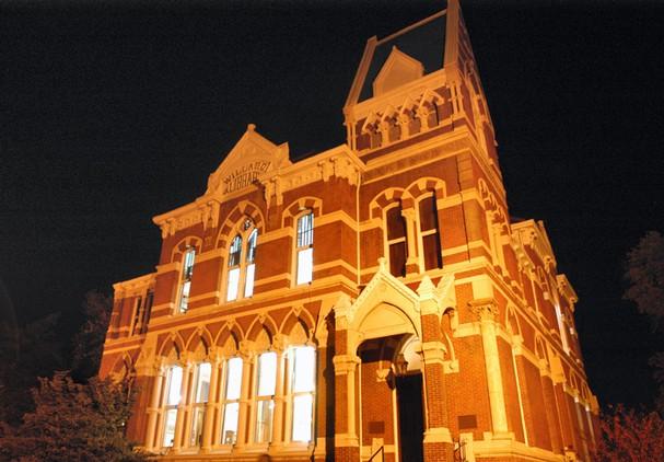 willard library biblioteca 2007