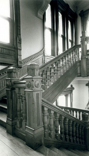 willard library biblioteca segunda planta