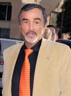 Burt Reynolds despues after