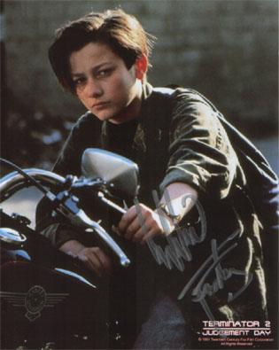 Edward Furlong joven antes