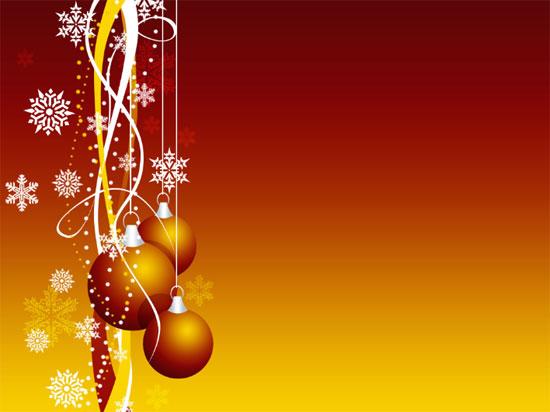 Fondo escritorio decoracion Navidad