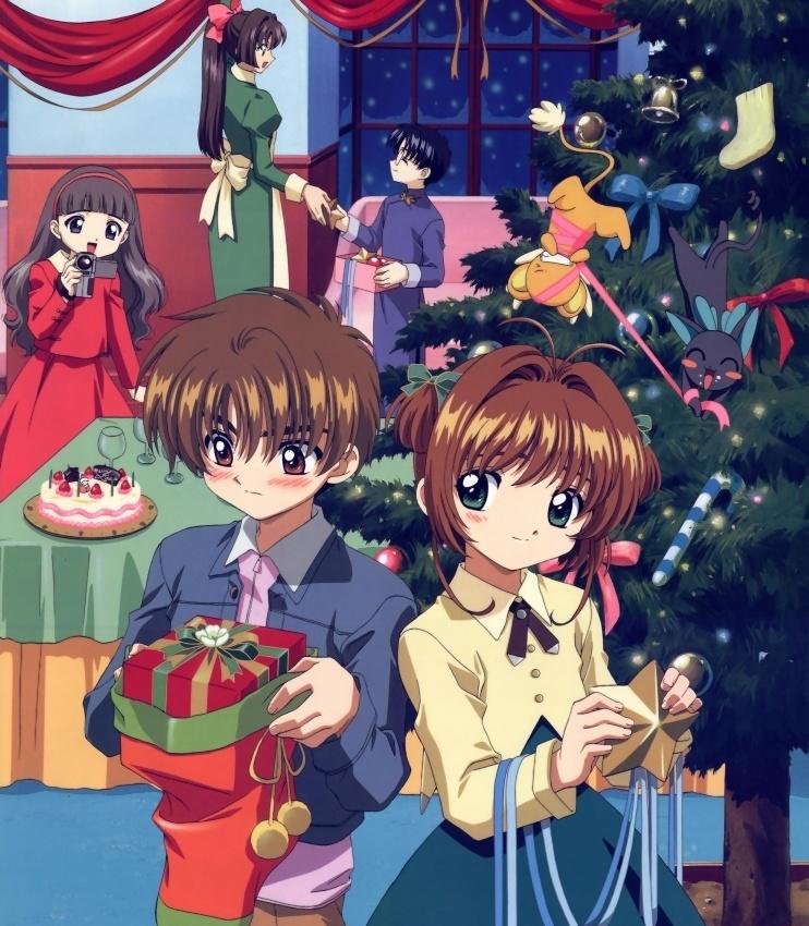 Galeria de Imagenes  Card-captor-sakura-navidad-christmas-xmas