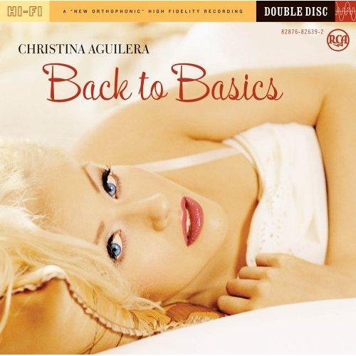 christina aguilera back to basics