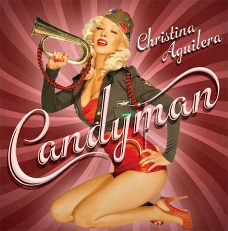 christina aguilera candyman single