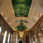 """""""El Cielo de las Delicias"""", el techo del Palacio Real de Bruselas"""