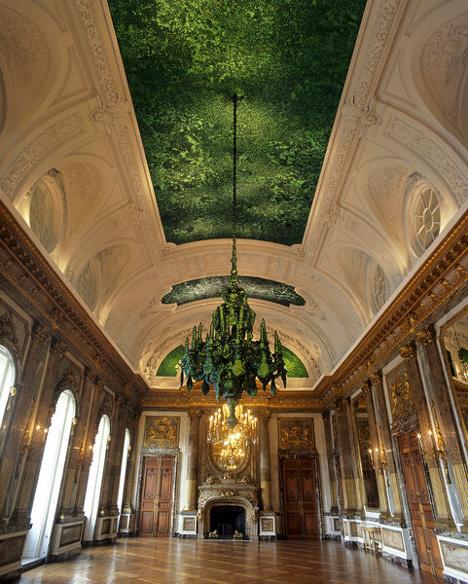 cielo delicias palacio real bruselas escarabajos