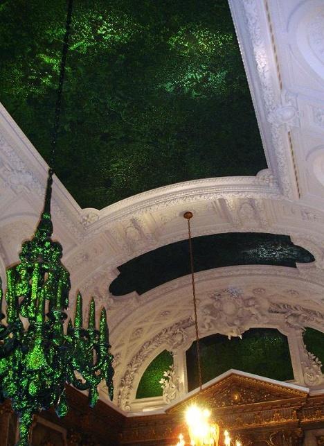 cielo delicias palacio real bruselas insectos